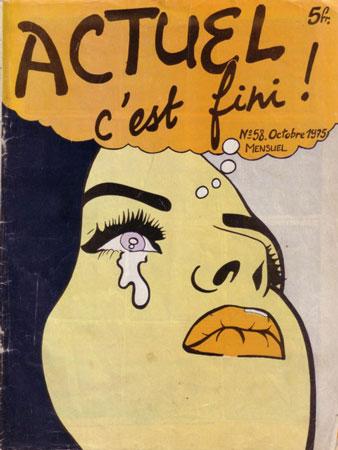Rue Bricabrac, bdsm, Actuel, Jean-François Bizot
