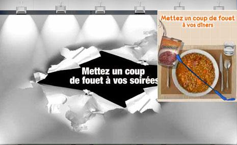 Rue Bricabrac, bdsm, publicité