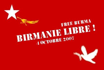 Rue Bricabrac, bdsm, Free Burma