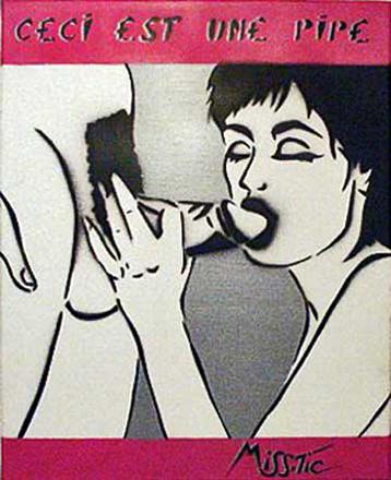 Rue Bricabrac, bdsm, pipe