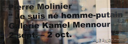 Rue Bricabrac, Molinier, Rykiel Homme