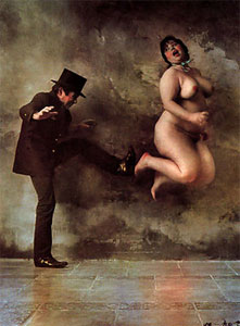 Jan Saudek, Rue Bricabrac, bdsm, CPE