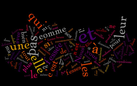 Rue Bricabrac, bdsm, mots