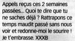 Rue Bricabrac, XXXB