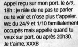 XXXB, Rue Bricabrac