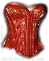 Rue Bricabrac, corset, bdsm
